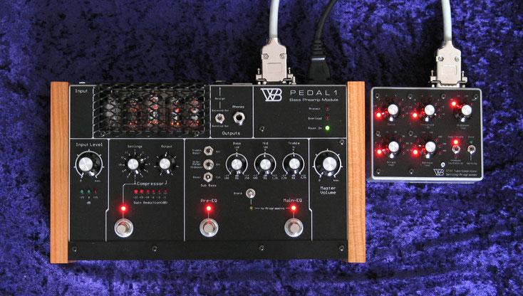 Pedal 1 Basspreamp Module