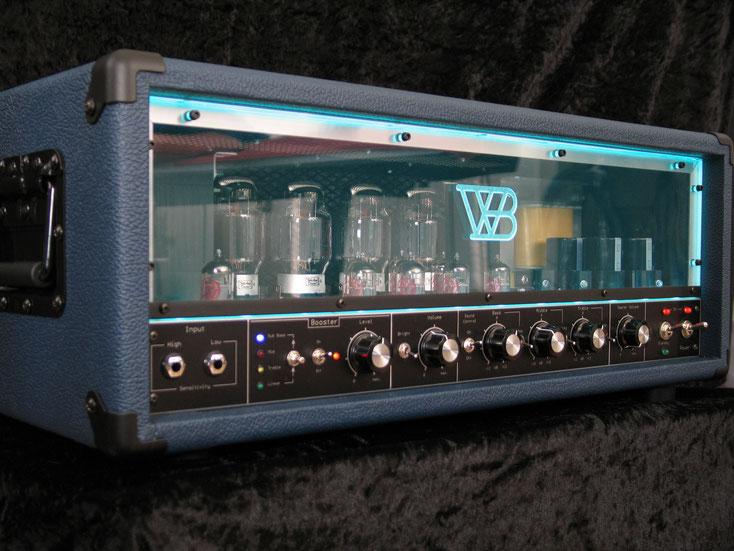 Spectro B200 'Booster' mit aktiver Klangregelung