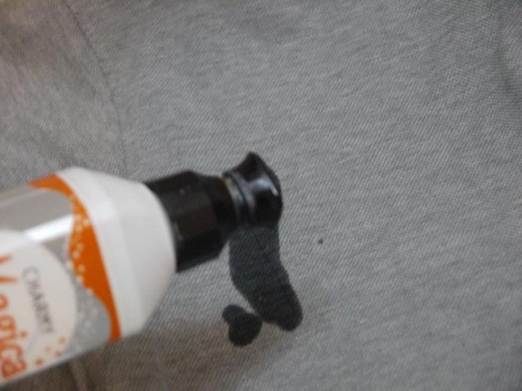 ボールペンのしみ抜き!ボールペンのシミの落とし方3