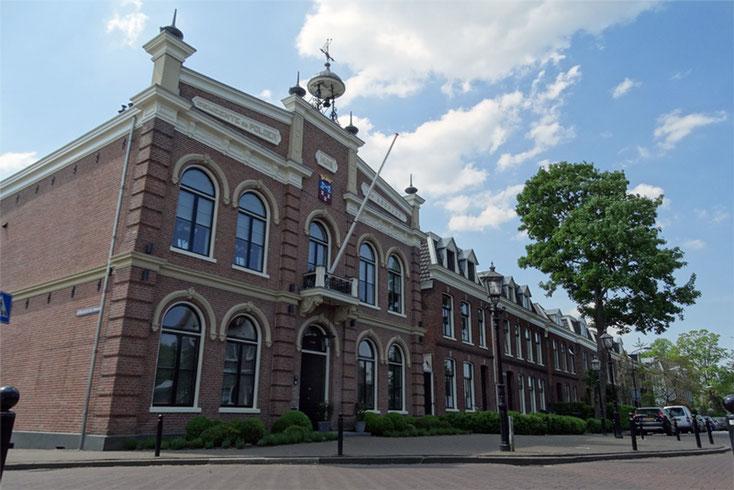 Abcoude Historisch Centrum Gemeentehuis