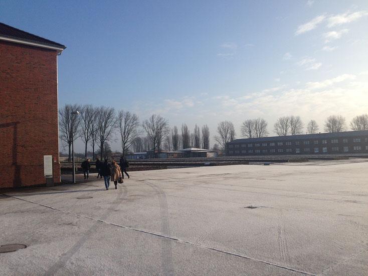 Impressionen aus der Gedenkstätte Neuengamme