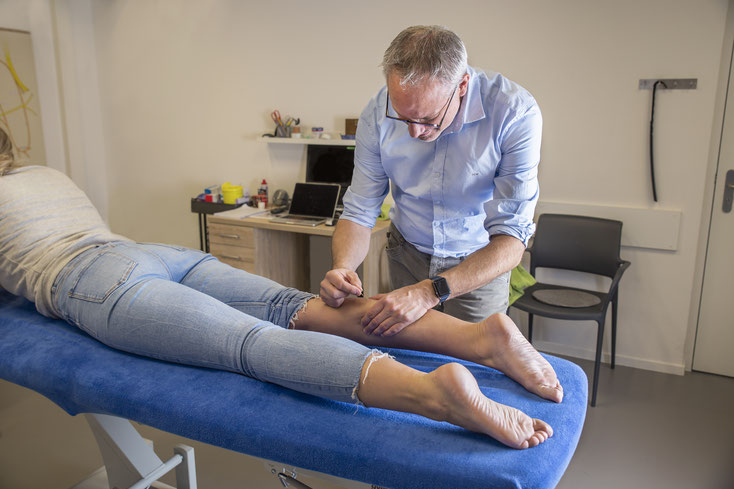 Dry Needling een effectieve behandelmethode om pijnklachten snel te laten verminderen