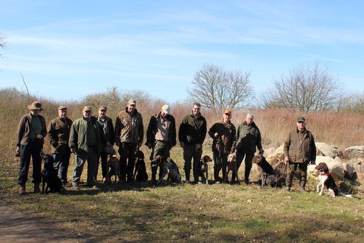 Hundegruppe 2015