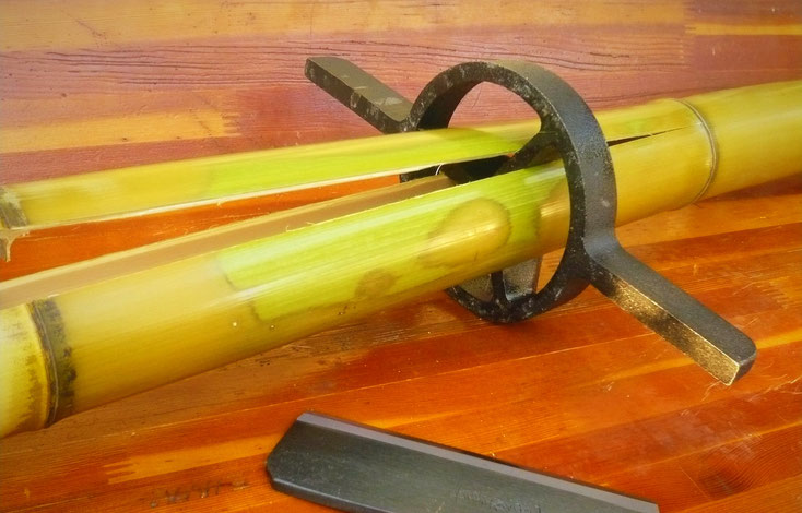 Materials :  bamboo
