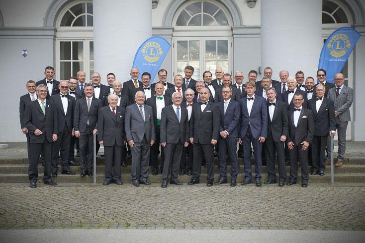 Mitglieder des Lions Club Koblenz