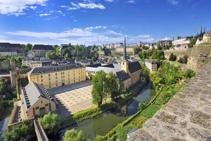 Abtei Neumünster in Luxemburg Stadt; Privatdetektiv Luxemburg*, Privatdetektei Luxemburg*, Privatermittler Luxemburg*