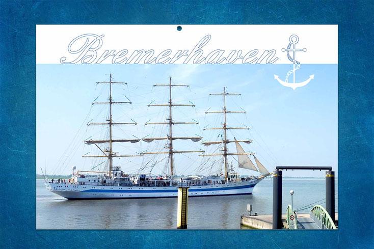 Bremerhaven Kalender, Bild: Andre Kleinhanns
