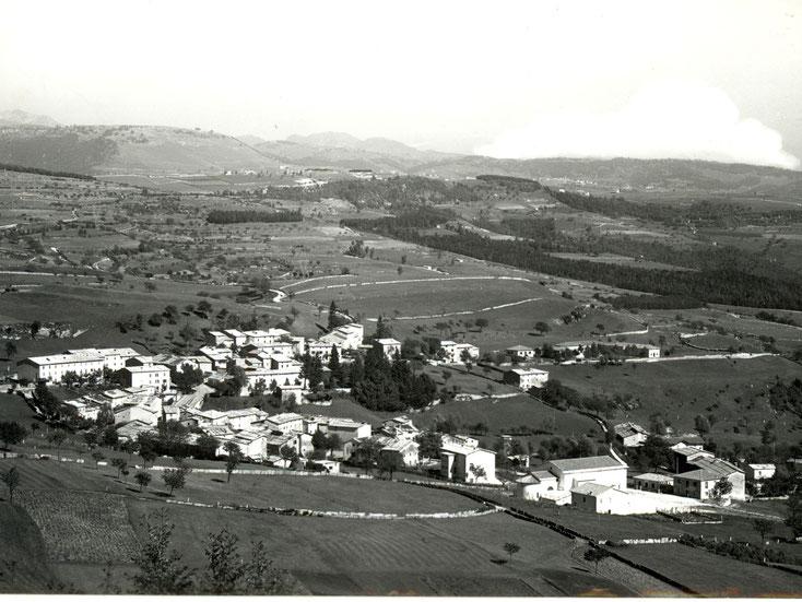 Breonio negli anni '60