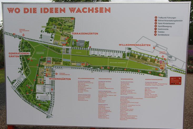 Deutlich lässt sich das Rollfeld des Flugplatzes erkennen.   Foto: Hans Koch