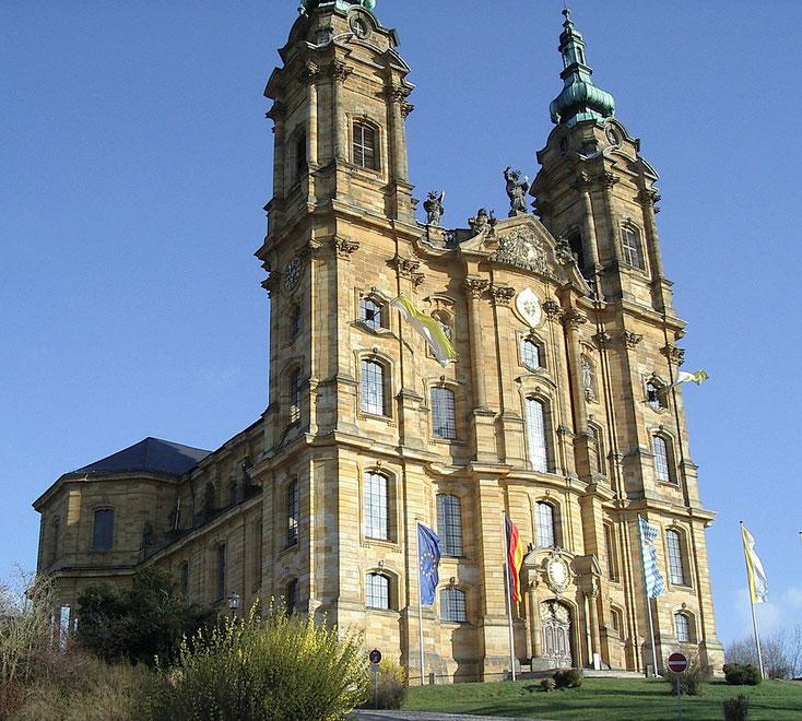 Vierzehnheilien - Basilika im Gottesgarten am Obermain