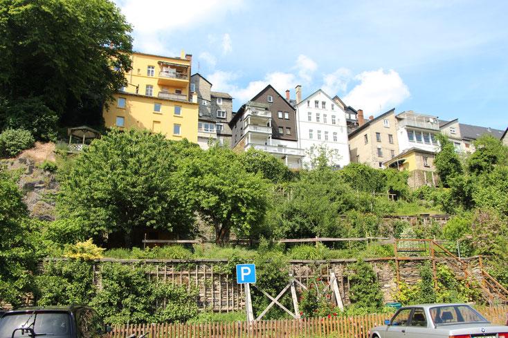 Der Terrassengarten des Obst- und Gartenbauvereins Weilburg an der Lahn -  Foto: Hans Koch