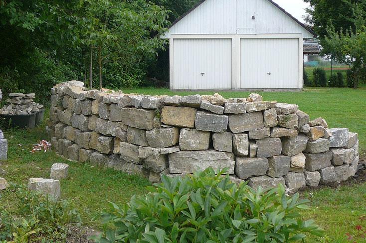 Die Trockenmauer
