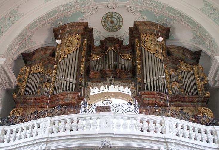 Vierzehnheiligen hat eine verdammt gute Orgel