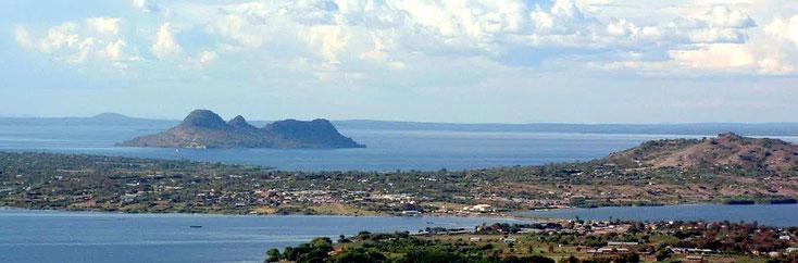 Lago Vittoria, vicino Mbita - Kenya