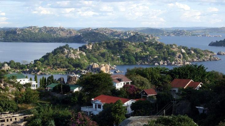 Città di Mwanza - Lago Vittoria, Tanzania
