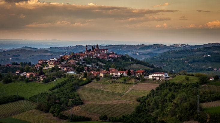 Piemonte Ca de Lupo Vespa