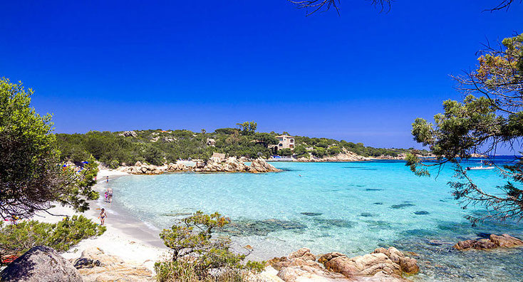 Costa Smeralda - Sardinië