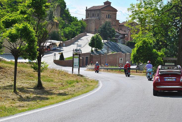Vespa Piemonte