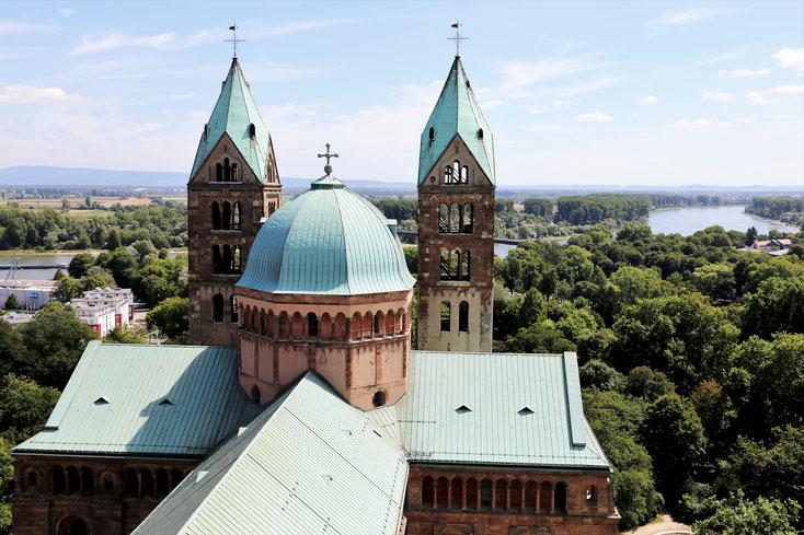 Speyerer Dom; Wirtschaftsdetektiv Speyer, Wirtschaftsdetektei Speyer, Detektiv-Team Speyer