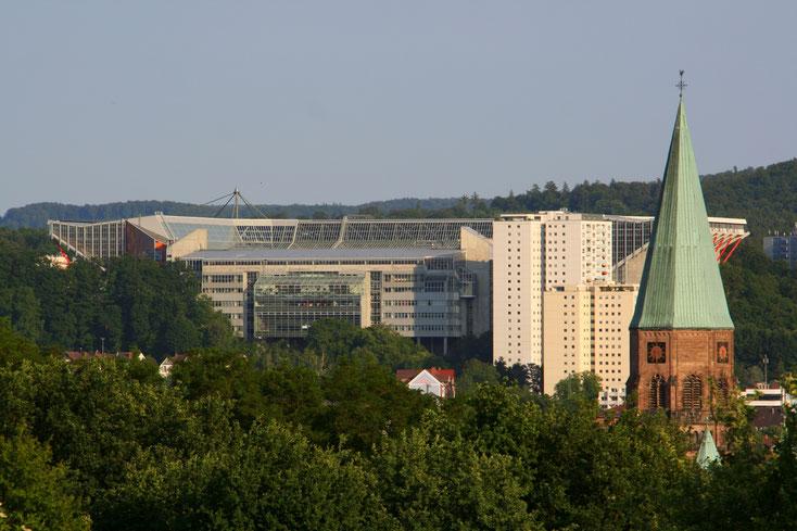 FCK-Stadion; Wirtschaftsdetektiv Kaiserslautern, Privatdetektei Kaiserslautern, Wirtschaftsdetektei