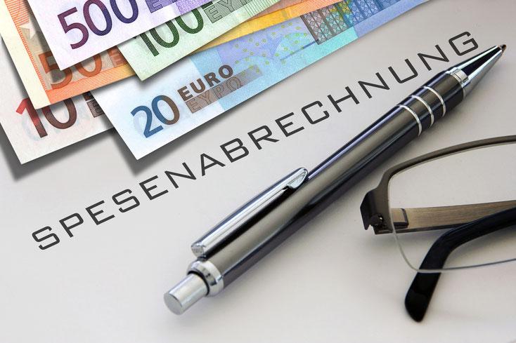 Spesenabrechnungsbetrug; Detektei Kaiserslautern, Detektiv Bensheim, Wirtschaftsdetektei Worms