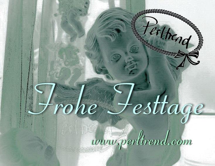 www.perltrend.com Festtage 2016 Öffnungszeiten