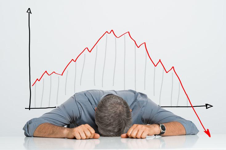 Das Vertrauen auf die Lockangebote windiger Finanzberater hat schon so manchen Privaten in den finanziellen Ruin getrieben.