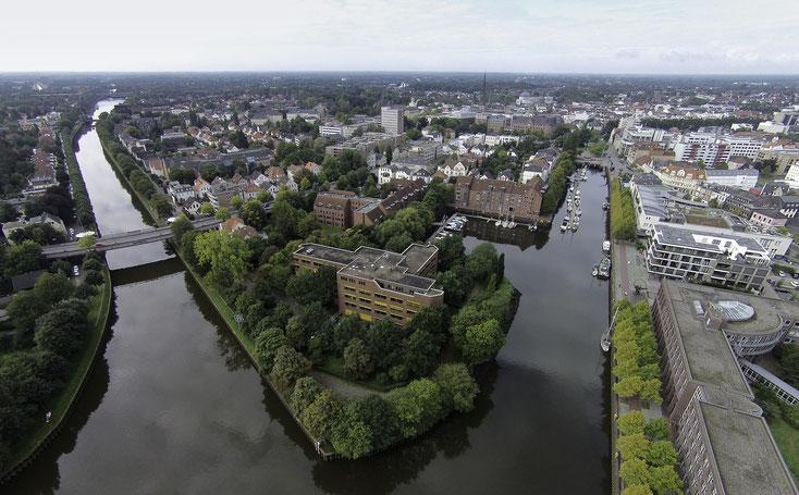 Hafen Oldenburg; Detektei Oldenburg, Detektiv, Privatdetektiv Oldenburg, Wirtschaftsdetektei