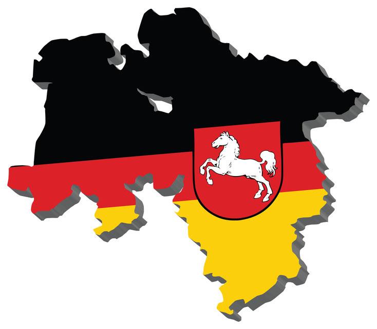 Gemessen an der Fläche ist Niedersachsen nach Bayern das zweitgrößte deutsche Bundesland. Dieser Weitläufigkeit und innergebietlichen Diversität begegnet die Detektei Kurtz mit fünf Betriebsstätten in und um Niedersachsen.