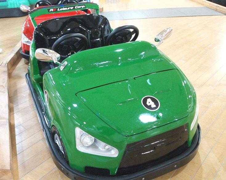 大阪南港ATCの電気自動車のゴーカート