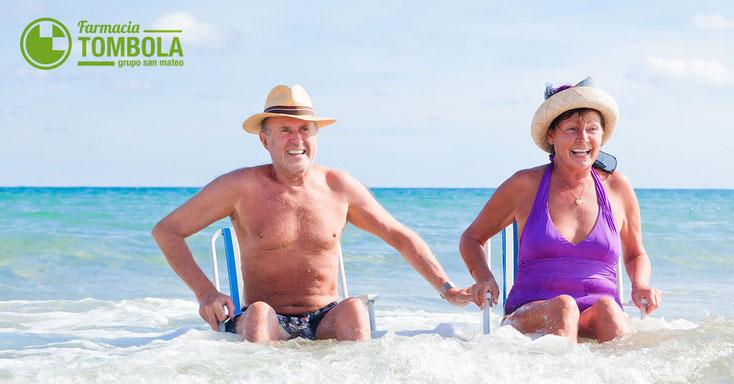 Pasa un verano saludable con Farmacia Tómbola Alicante