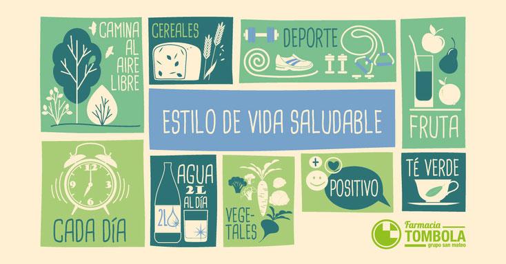 Vida saludable para el año nuevo - Farmacia Tómbola Alicante