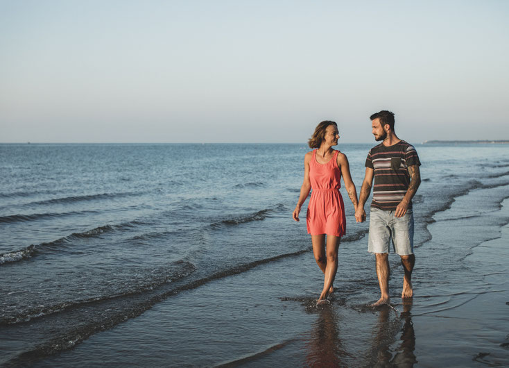 Couple Shoot, Lovebirds, Lovestorie, Paarshooting, Lignano, Italien, Strandshooting