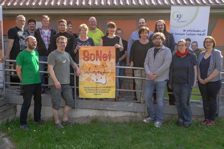 Das SoNet agiert im Altmarkkreis Salzwedel als Kreis Kinder- und Jugendring
