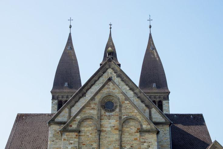 Clemenskirche in Rheda; Detektei Rheda-Wiedenbrück, Privatdetektei Gütersloh, Detektiv Verl