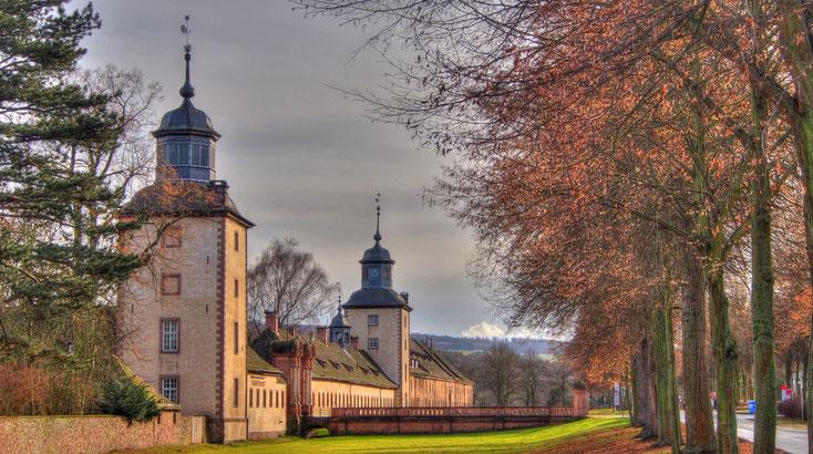 Schloss Corvey; Privatdetektei Höxter, Wirtschaftsdetektiv Höxter, Detektei Warburg