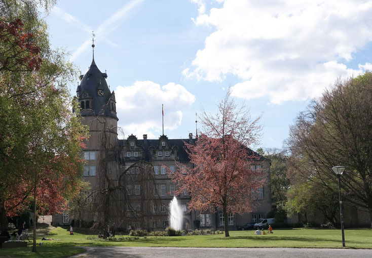Schloss Detmold; Privatdetektei Detmold, Wirtschaftsdetektive Detmold, Detektivbüro Detmold