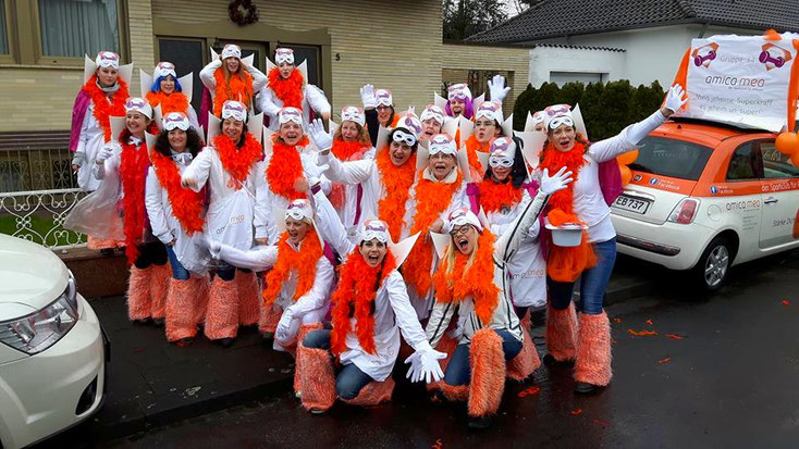 Wir lieben Karneval in Dellbrück!