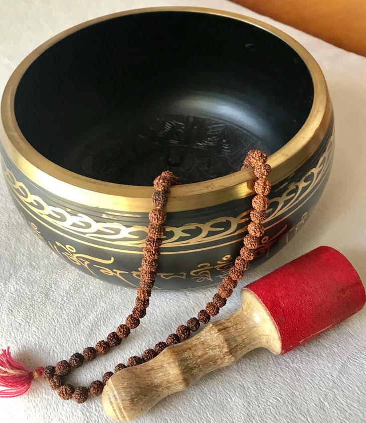 bol tibetains thérapie du son lackshmi Tibet Nepal Asie