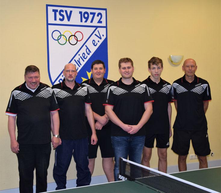 2. Mannschaft des TSV Biebelried 1972 e.V.