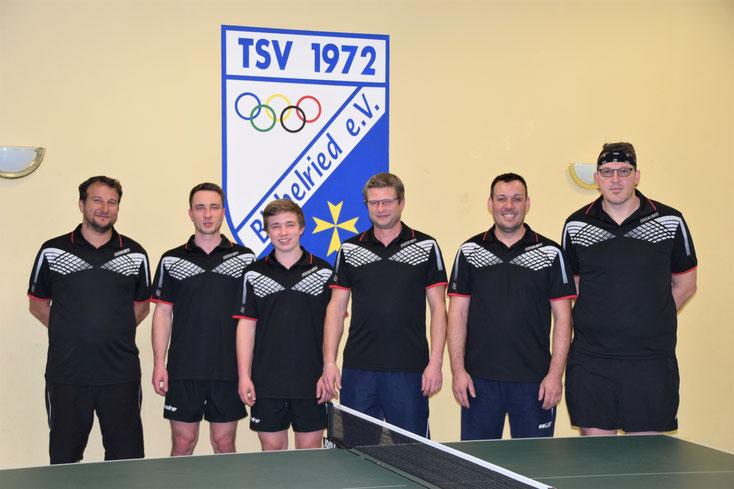 1. Mannschaft des TSV Biebelried 1972 e.V.
