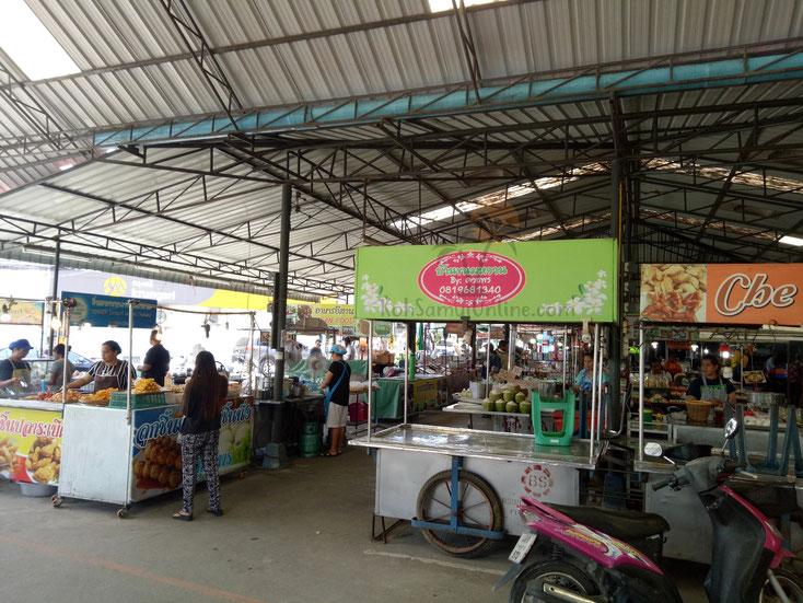 lamai food market