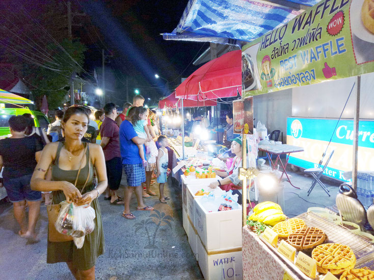 Food Markt Koh Samui