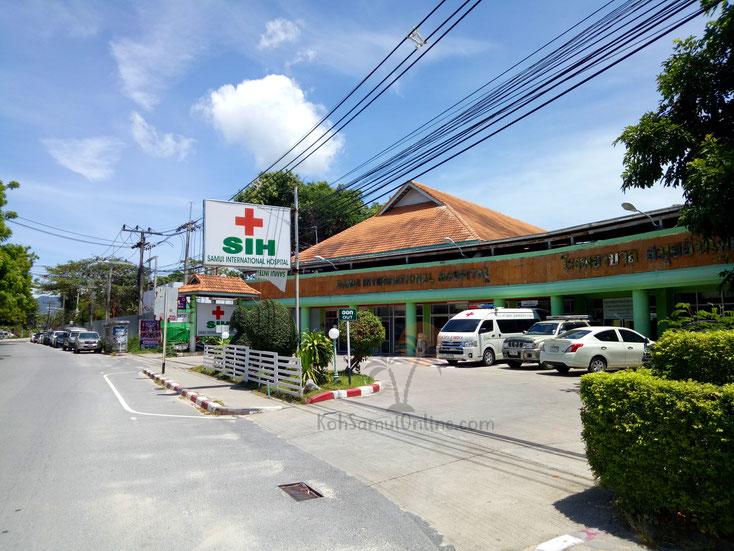 Koh Samui Krankenhaus