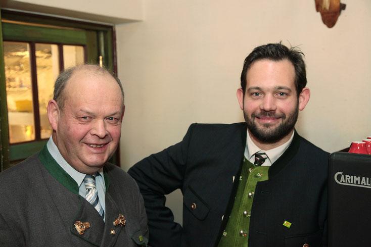 Friedrich & Fritz. FOTO: Klaus Morgenstern