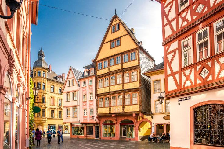 Mainz Altstadt; Detektiv Mainz, Privatdetektiv Mainz, Privatdetektei Mainz, Privatermittler Mainz