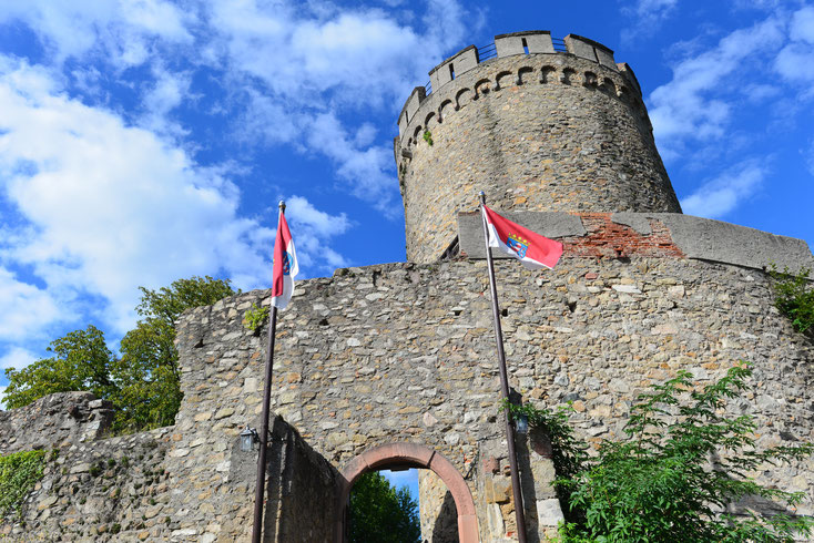 Schloss Alsbach; private detective Darmstadt, commercial detective Darmstadt