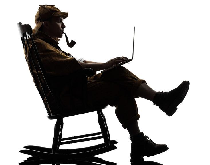 Moderner Sherlock Holmes; Detektei Frankfurt am Main, Detektiv Frankfurt/Main