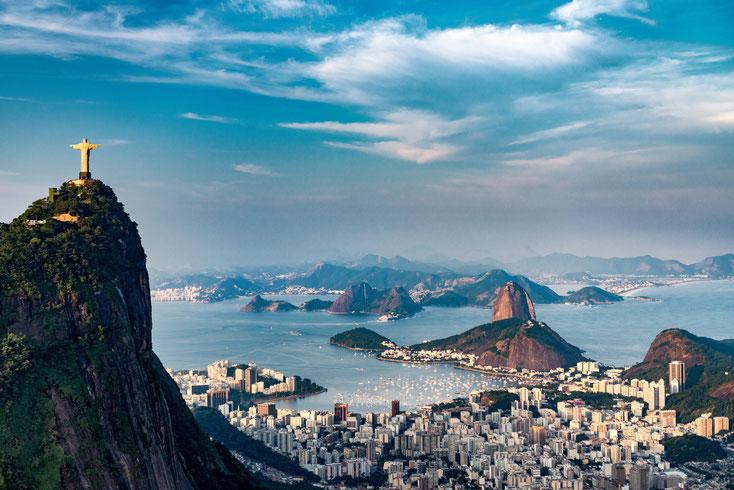 Rio de Janeiro; Detektei Brasilien, Detektiv Brasilien, Privatdetektiv Brasilien, Detektivteam Rio