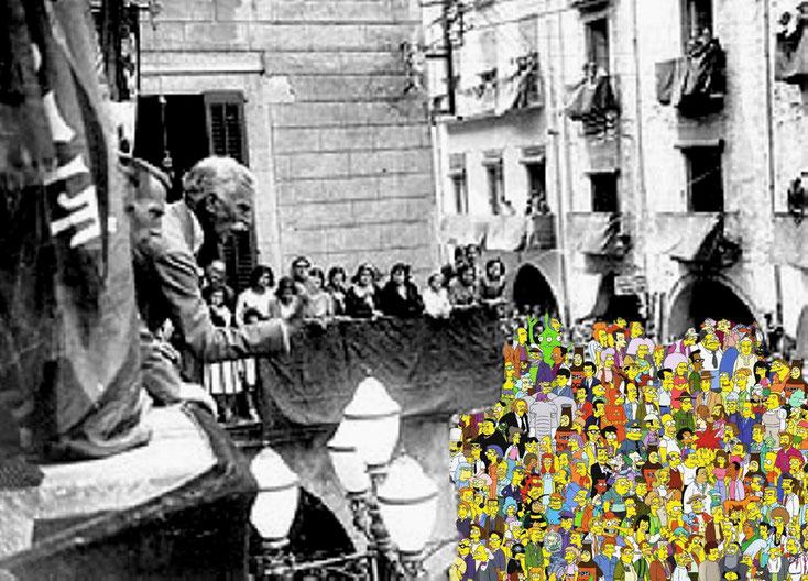 14 d´abril de 1931: Francesc Macià proclama la República Catalana.
